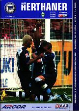 BL 2004/2005 Hertha BSC - SV Werder Bremen, 06.11.2004