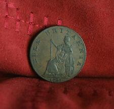 1795 Portsmouth Condor 1/2 Penny World Coin Token Great Britain Uk John Howard