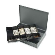 Havy duty Cash Box with key lock and removeble Tray 5 Bill - 5 Coin spr15500