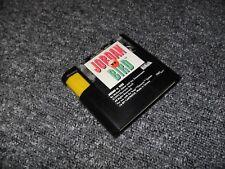 Genuine SEGA MEGA DRIVE Game-Jordan Vs Bird-CART SOLO-TESTATO