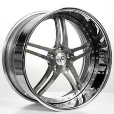 "4ea 24"" AC Forged Wheels Rims Split5 GM 3 pcs (S2)"