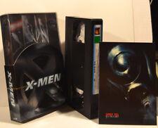 X - Men, NEU, OVP, FSK 12 J, 2000, Marvel, Halle Berry, Hugh Jackman, PAL, VHS