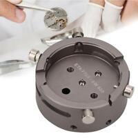 7750-53 Uhren Uhrwerk Halter Uhrmacher Reparatur Werkzeug Basis Ø 31mm Metall ♡