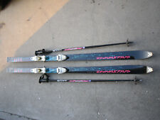 Elle Skis Dynastar Women's Performance Flex With Poles