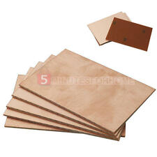 5PCS Single Side Copper Clad DIY PCB Kit Laminate Circuit Board 70x100x1.2mm