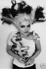 Debbie Deborah Harry Blondie B/W 8x10 Glossy Photo #2