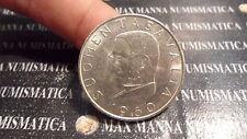 FINLANDIA FINLAND  1000 MARKKAA 1960 ARGENTO SILVER