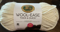 Lion Brand Wool Ease Thick & Quick, Bonus Bundle, Fisherman, Super Bulky, 212 Yd