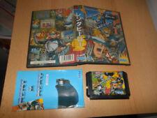 Jeux vidéo manuels inclus NTSC-J (Japon) pour sega mega drive