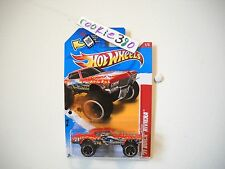 2012 Hot Wheels #216 THRILL RACERS PREHISTORIC 1/5 ∞ '71 BUICK RIVIERA ∞ RED