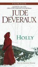 Holly by Jude Deveraux (2003, Cassette, Unabridged)