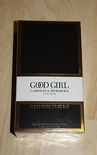 Carolina Herrera Good Girl EDP 80ml 2.7oz Women  Sealed - New in BOX