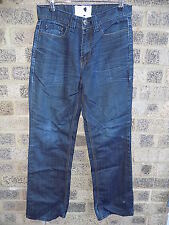 Jeans Denim Blu Scuro 28 x 30 Blue Inc Jeans Regular Fit Jeans