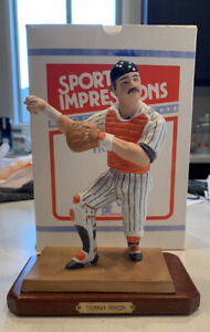1989 Sports Impressions THURMAN MUNSON New York Yankees Limited Edition #/5000