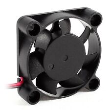 40mm 4cm 2 Pin 7 Blades Computer Chipset Cooling Fan DC 24V AD