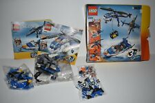 Lego Creator #4995 Cargo Copter Open Box