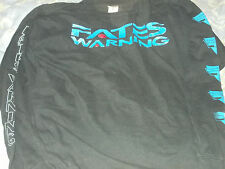 "Fates Warning ""Logo"" 1998 Tour Longsleeve shirt Dream Theater"