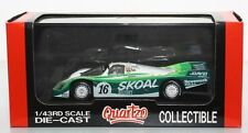 QUARTZO Q3054 PORSCHE 956 LONG TAIL SKOAL LE MANS 1983 1:43