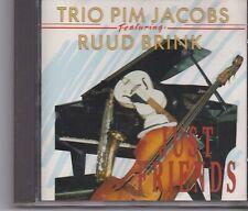 Trio Pim Jacobs-Just Friends cd album