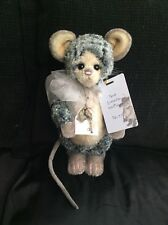 Charlie Bears Neat Isabelle Collection Mohair