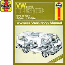 [0637] VW LT 2.0 2.4 Petrol Vans/Trucks 1976-87 (up to E Reg) Haynes Manual