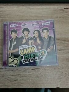 Disney camp rock 2 the final jam CD NEUF SOUS BLISTER