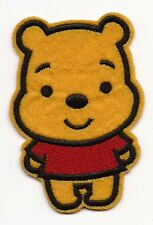 Baby Pooh Embroidered Patch Iron-on Good Luck Magic Charm Winnie the Pooh