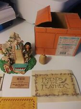 Friends of the feather enesco wise one who wraps love with kindness.