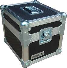 "Flight Case Swan 10"" Single 100 Dub Vinyl Record Box (Hex)"