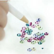 Wax Resin Pencil Rhinestone Pick Up Gem Nail Art Jewel Craft Picking Tool