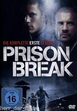 PRISON BREAK, Season 1 (6 DVDs) NEU+OVP
