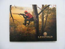 Vintage Original 2004 Leupold Optics Catalog for Rifles/Shotguns/Pistols/H unting