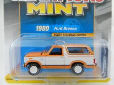2017 RC 1:64  RACING CHAMPIONS MINT CARAMEL & WHITE 1980 Ford BRONCO *NIP*