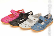 Ladies Leather Casual Slip on Shoes Pumps Mary Janes Summer Fruits by Coolers