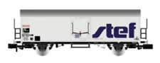 Arnold HN6433 N Gauge SNCF Stef Refrigerated Wagon III