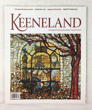 Fall 2012 Keeneland Magazine Shawnee Farm Nick Nicholson Auctioneers Ky History
