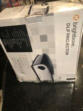Texas Instruments Brightboxe TPJ-100 DLP Projector Open Box As Is Not Tested