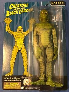 """Creature from the Black Lagoon 8"""" Figure Mego Horror Universal Monsters Rare🔥!!"""