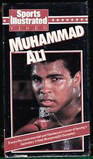 """Never Opened 1989 """"Muhammad Ali"""" Sports Illustrated Vha Tape Boxing Video"""