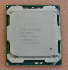 Intel E5-2620 V4 SR2R6 2.10Ghz 8-core XEON CPU 85W Turbo 3.00Ghz