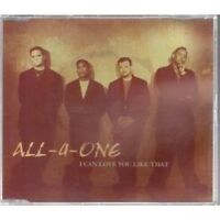 All 4 One I can love you like that (1995) [Maxi-CD]