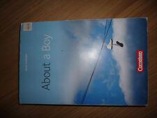 """Roman, """"About a Boy"""", Englische Sprache, Taschenbuch, v. Nick Hornby"""