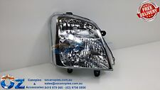 HOLDEN RODEO RA UTE Head light Headlamp NEW right RHS driver side 2003 - 2006