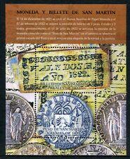 Peru 2008 Hist. Geld Münzen Coins Money Block 54 Postfrisch MNH