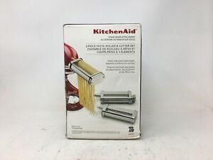KitchenAid Pasta Roller and Fettuccini/Spaghetti Cutter Attachments