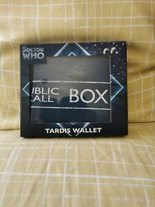 Dr who wallet