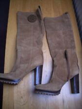 Ladies Tory Burch Knee High Boots Size 8M (US)/5/5UK