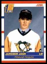 1990-91 Score Jaromir Jagr Rookie #428