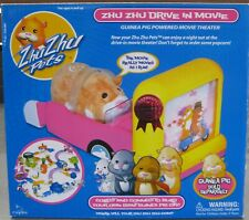 ZHUZHU PETS DRIVE IN MOVIE PLAYSET** BRAND NEW **