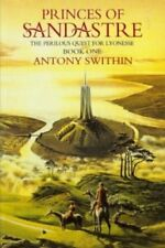 Princes of Sandastre : The Perilous Quest for Lyonesse Book One,Antony Swithin